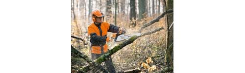 Attrezzi per lavori forestali